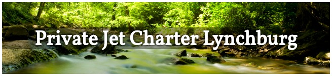Charter Flights to Lynchburg, Virginia